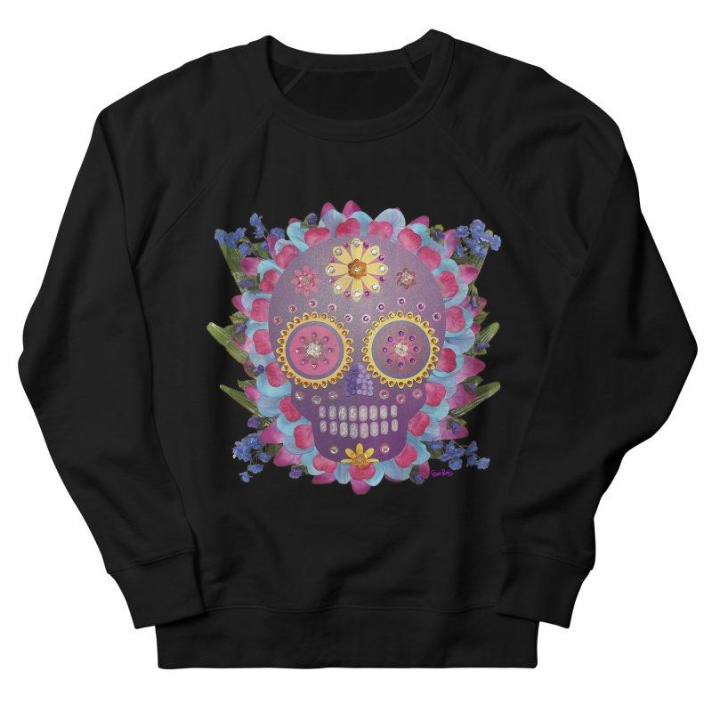 Rodeada de Flores Organicas Men's Sweatshirt by Cesar Peralta