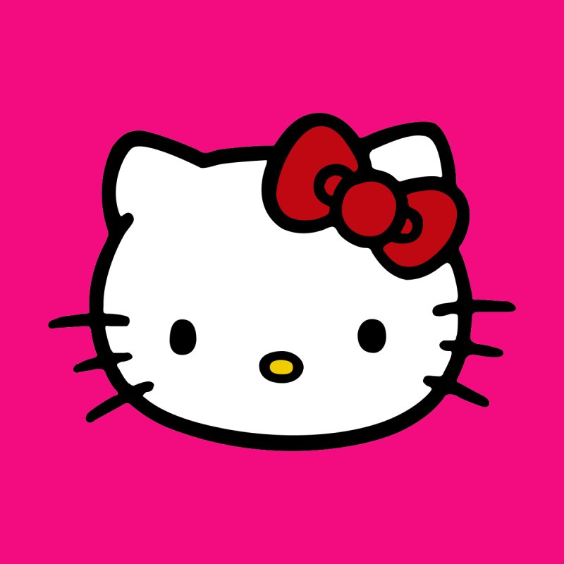 Hello Kitty by Cesar Peralta