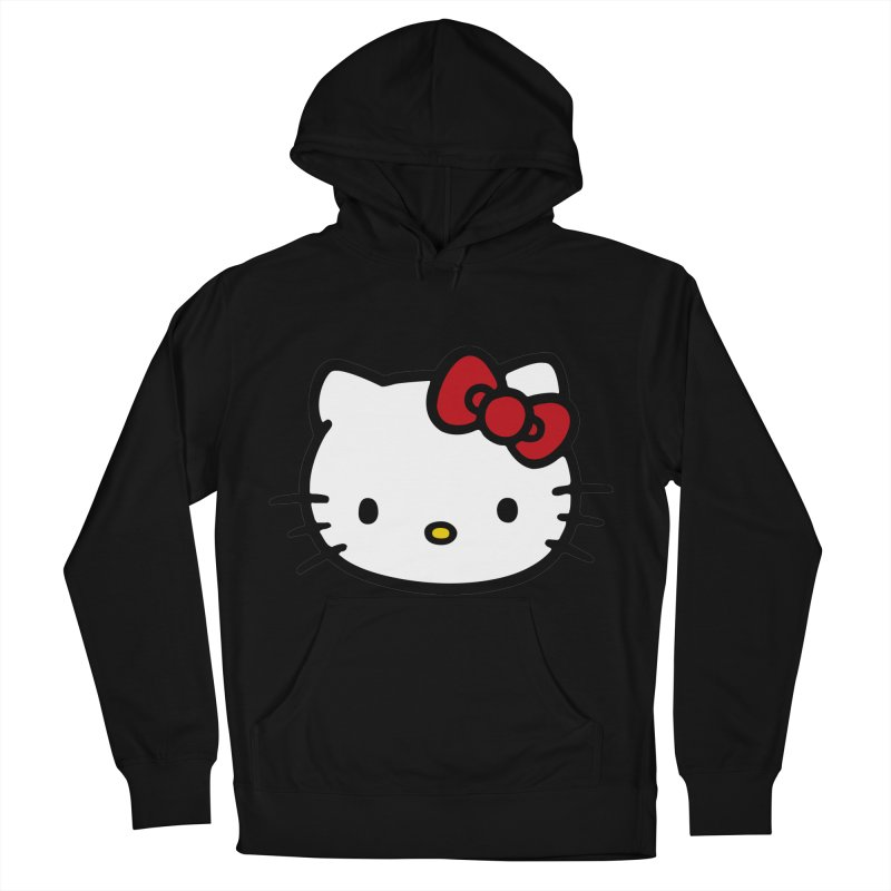 Hello Kitty Women's Pullover Hoody by Cesar Peralta