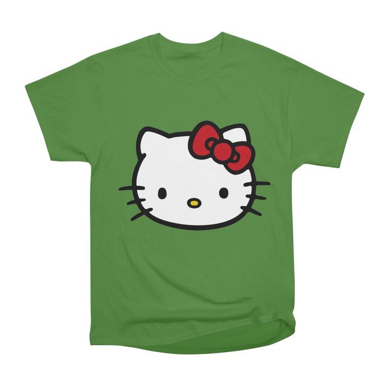 Hello Kitty Women's Classic Unisex T-Shirt by Cesar Peralta