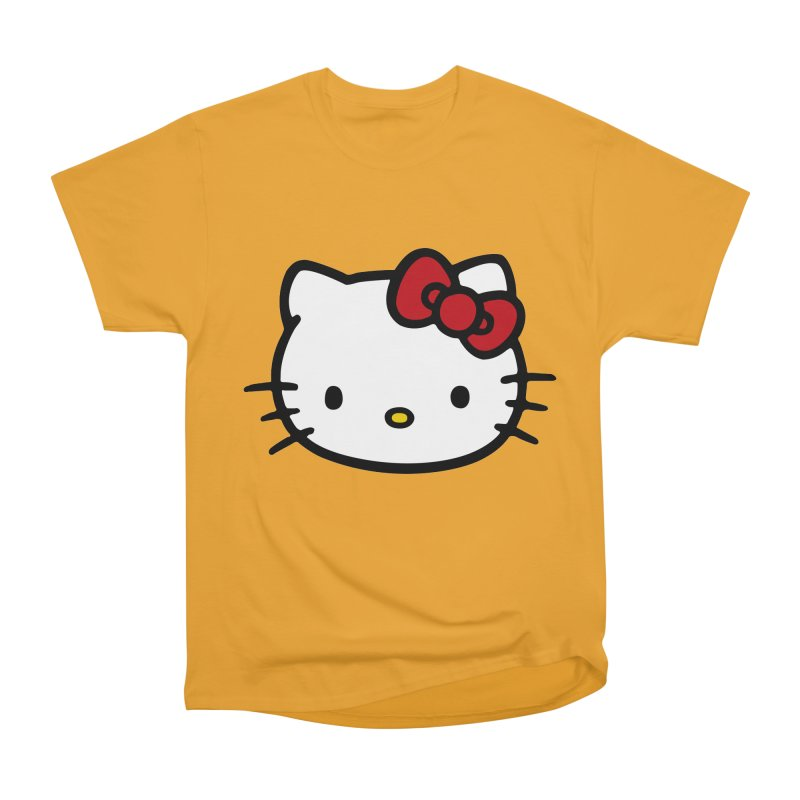 Hello Kitty Men's Classic T-Shirt by Cesar Peralta
