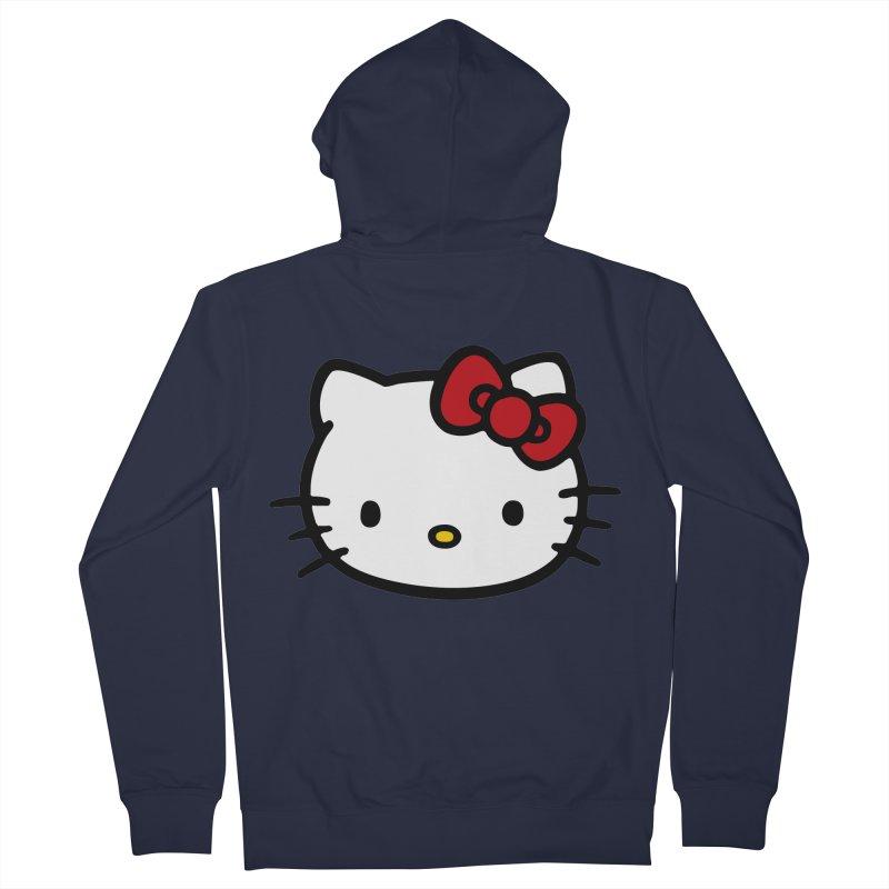 Hello Kitty Women's Zip-Up Hoody by Cesar Peralta