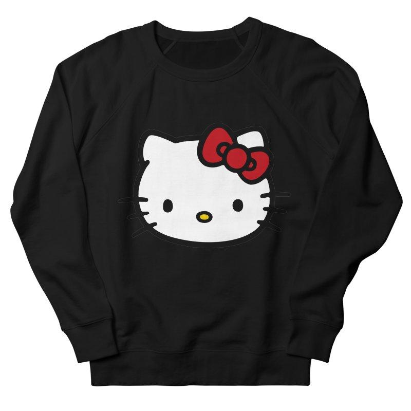 Hello Kitty Men's Sweatshirt by Cesar Peralta