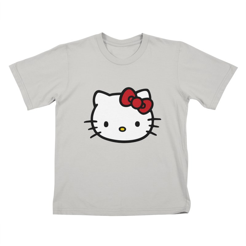 Hello Kitty Kids T-Shirt by Cesar Peralta