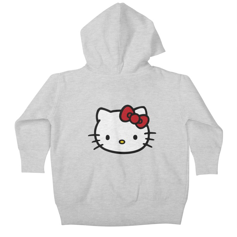 Hello Kitty Kids Baby Zip-Up Hoody by Cesar Peralta