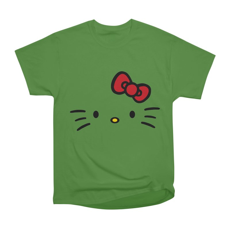 Invisible kitty Men's Classic T-Shirt by Cesar Peralta