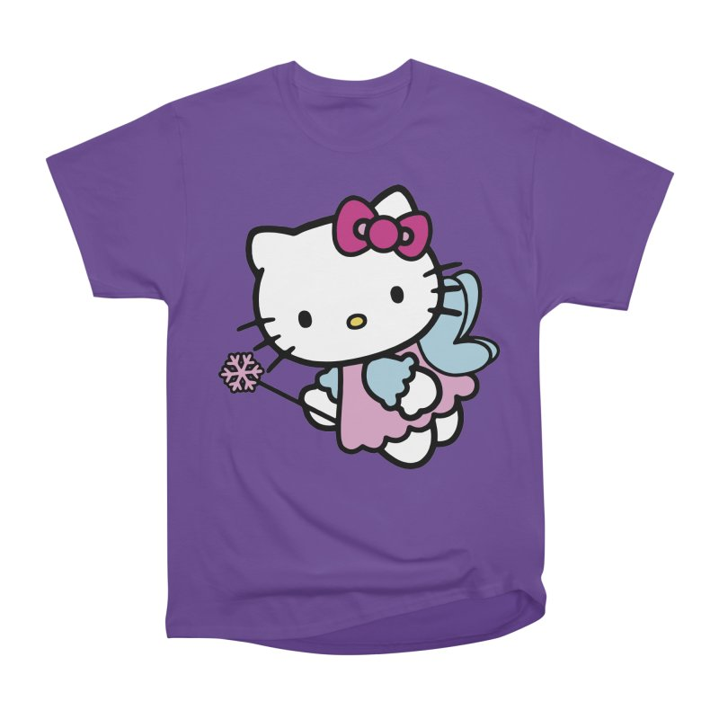 Hello Kitty Angel Men's Classic T-Shirt by Cesar Peralta