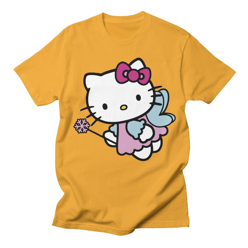 Hello Kitty Angel Women's Unisex T-Shirt by Cesar Peralta
