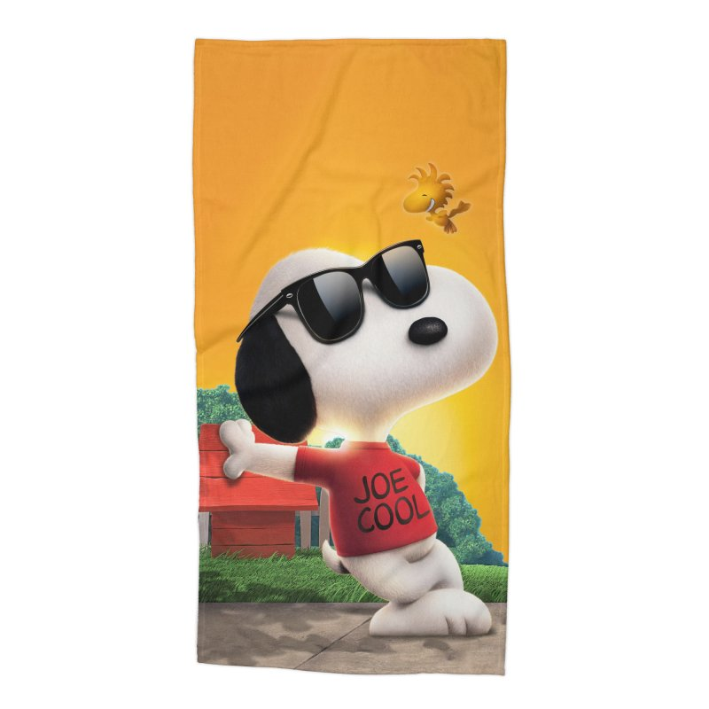 Joe Cool Accessories Beach Towel by Cesar Peralta