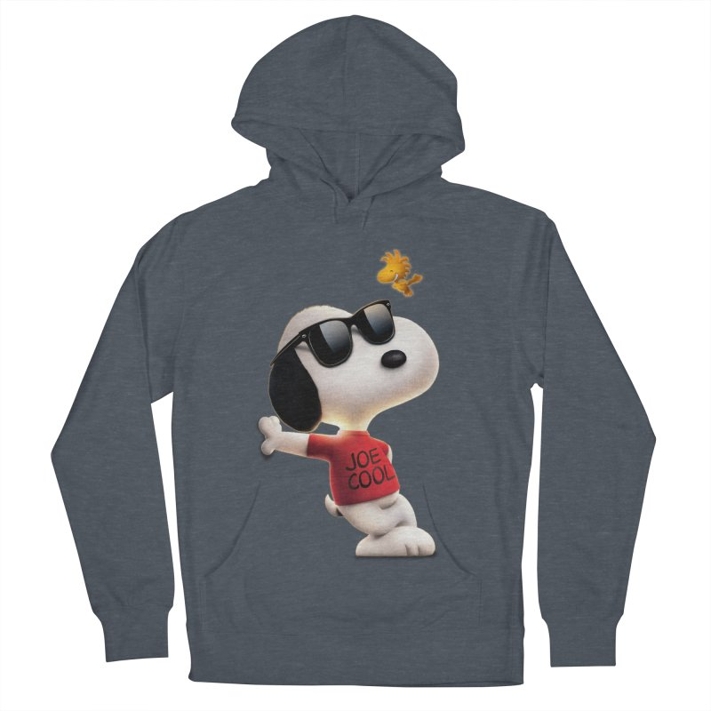 Joe Cool Men's Pullover Hoody by Cesar Peralta