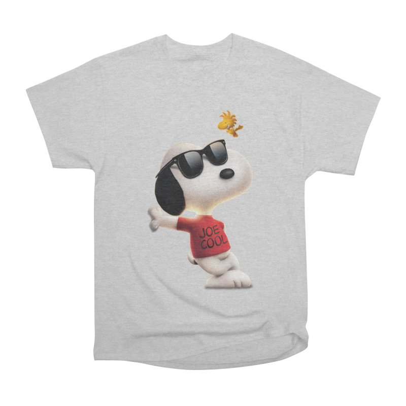 Joe Cool Women's Classic Unisex T-Shirt by Cesar Peralta
