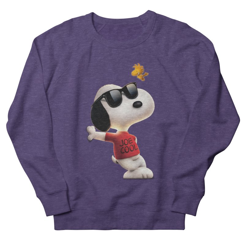 Joe Cool Women's Sweatshirt by Cesar Peralta