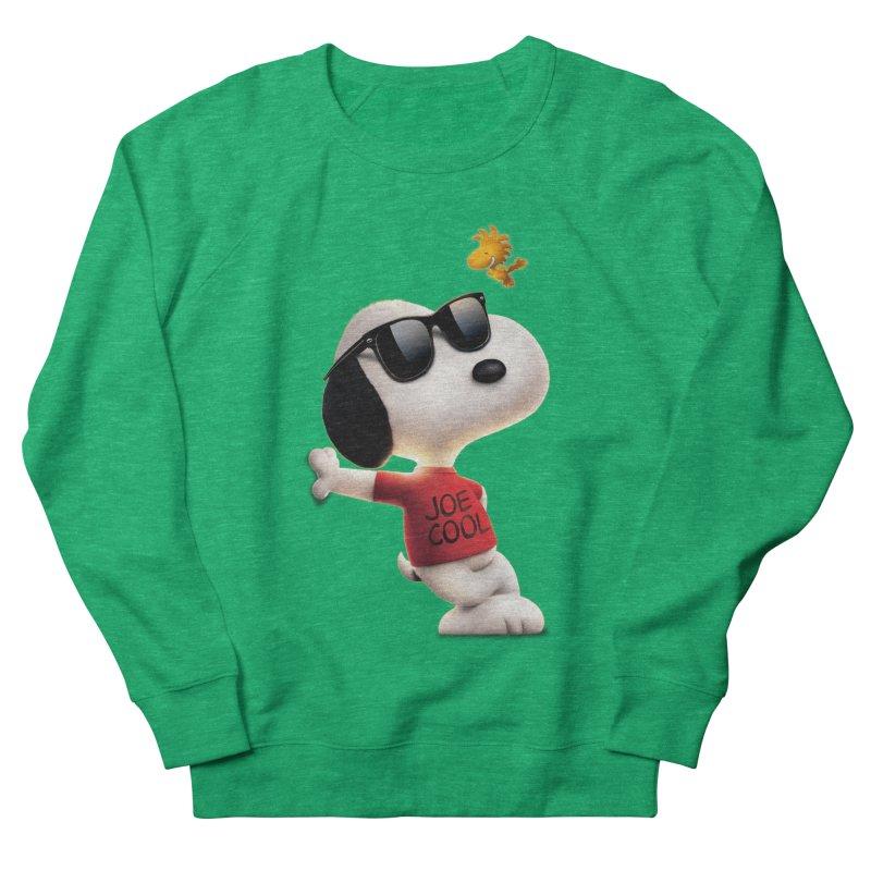 Joe Cool Men's Sweatshirt by Cesar Peralta
