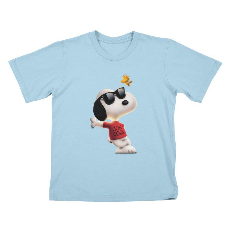 Joe Cool Kids T-shirt by Cesar Peralta