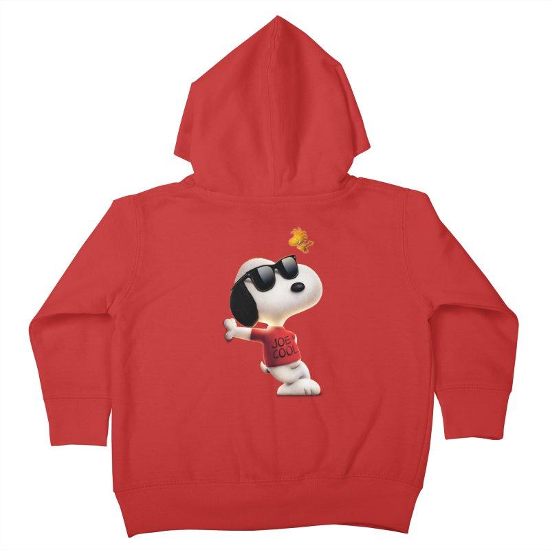 Joe Cool Kids Toddler Zip-Up Hoody by Cesar Peralta