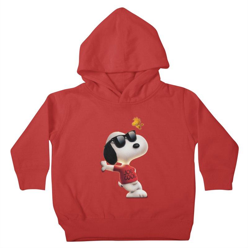 Joe Cool Kids Toddler Pullover Hoody by Cesar Peralta