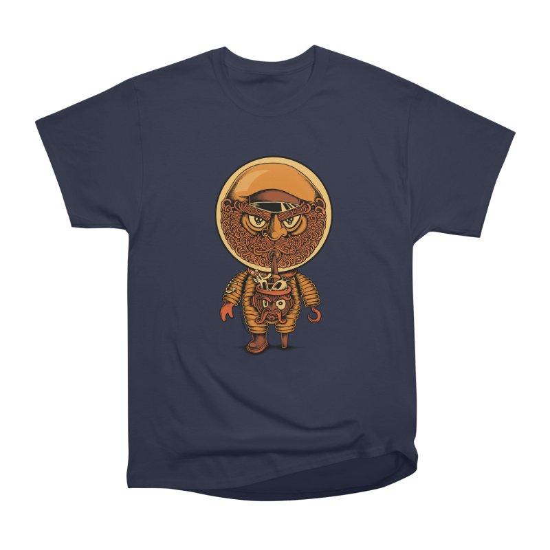 Moon Sailor Women's Heavyweight Unisex T-Shirt by cphposter's Artist Shop