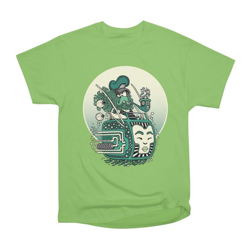 Tokyo Truck Men's Heavyweight T-Shirt by cphposter's Artist Shop