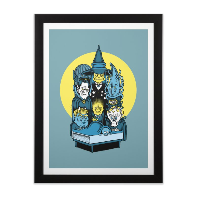 There are no monsters under your bed   by cphposter's Artist Shop