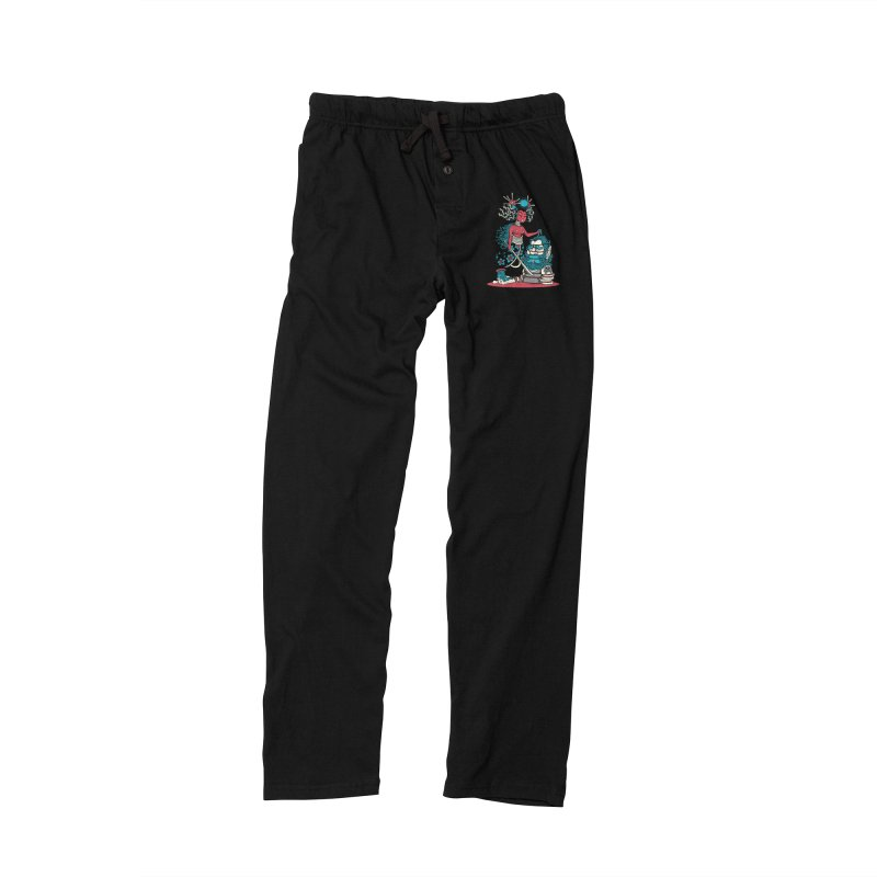 Man Hunt Men's Lounge Pants by cphposter's Artist Shop