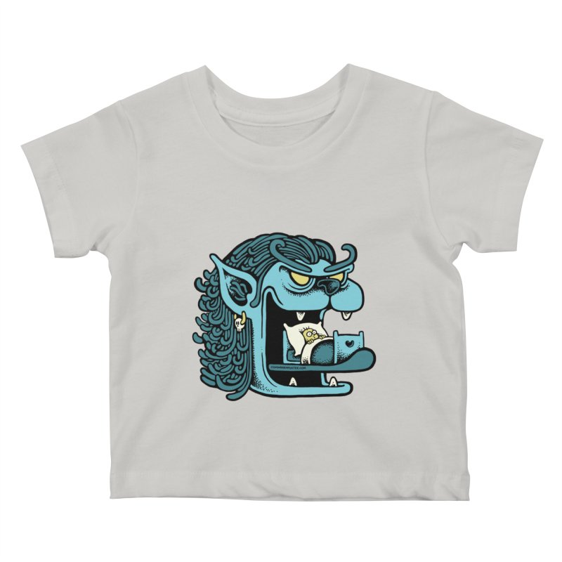 Good night Kids Baby T-Shirt by cphposter's Artist Shop
