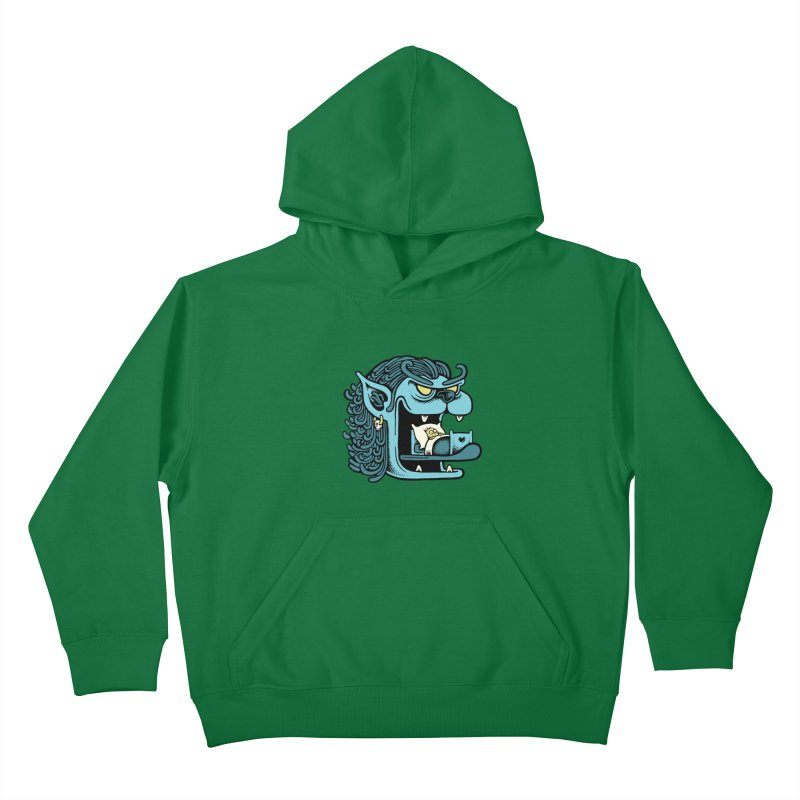 Good night Kids Pullover Hoody by cphposter's Artist Shop