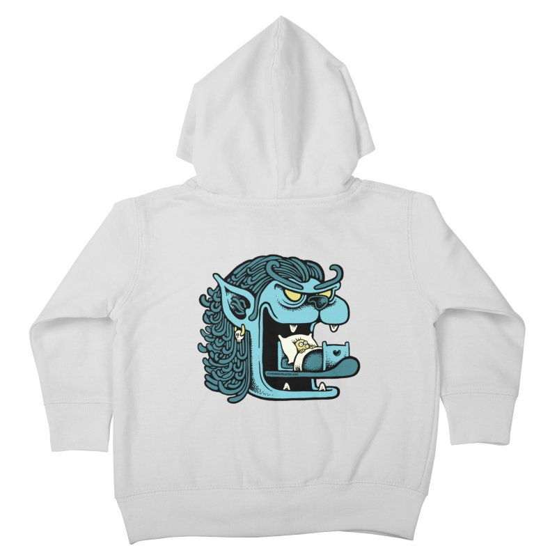 Good night Kids Toddler Zip-Up Hoody by cphposter's Artist Shop