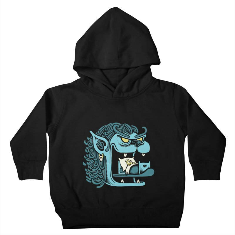 Good night Kids Toddler Pullover Hoody by cphposter's Artist Shop