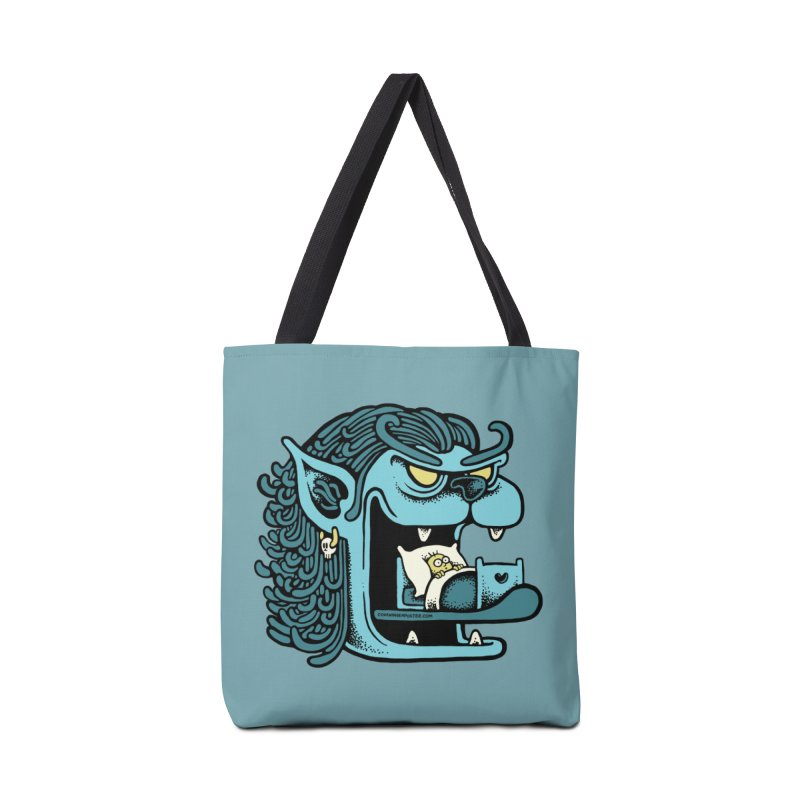 Good night Accessories Bag by cphposter's Artist Shop