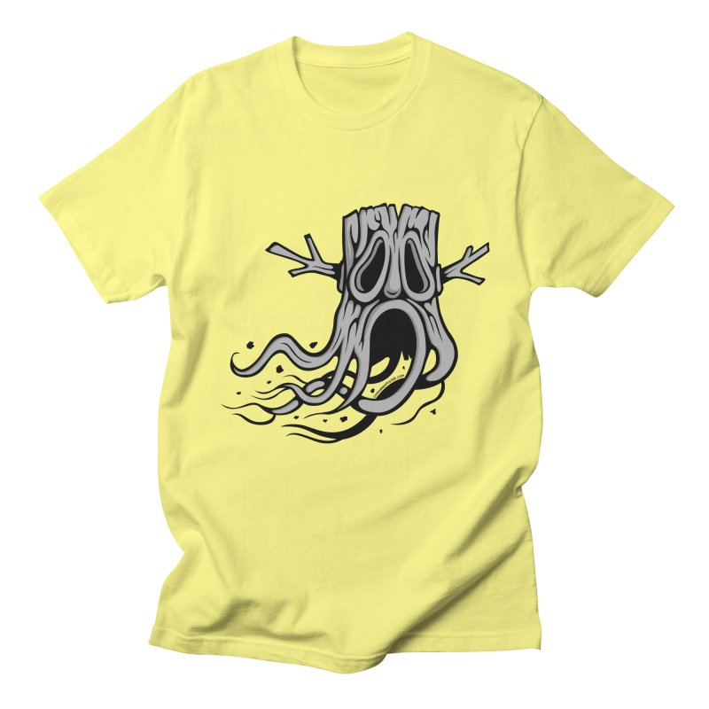 Flying Tree Men's T-shirt by cphposter's Artist Shop