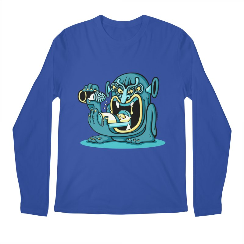 Good Night Salt Men's Longsleeve T-Shirt by cphposter's Artist Shop