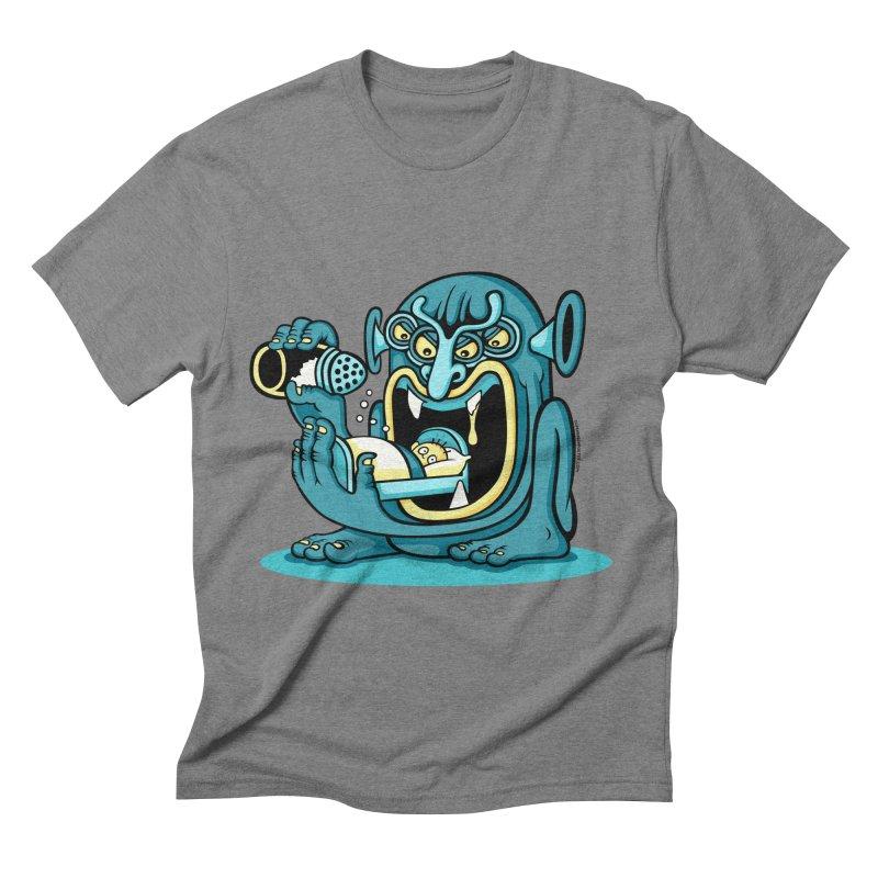 Good Night Salt Men's Triblend T-shirt by cphposter's Artist Shop