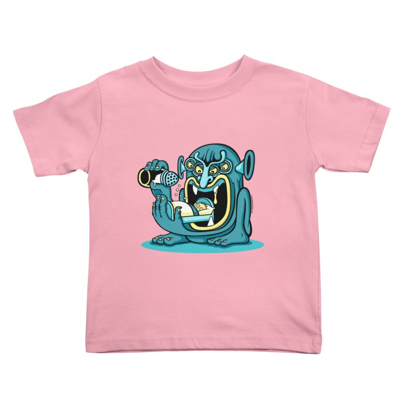 Good Night Salt Kids Toddler T-Shirt by cphposter's Artist Shop