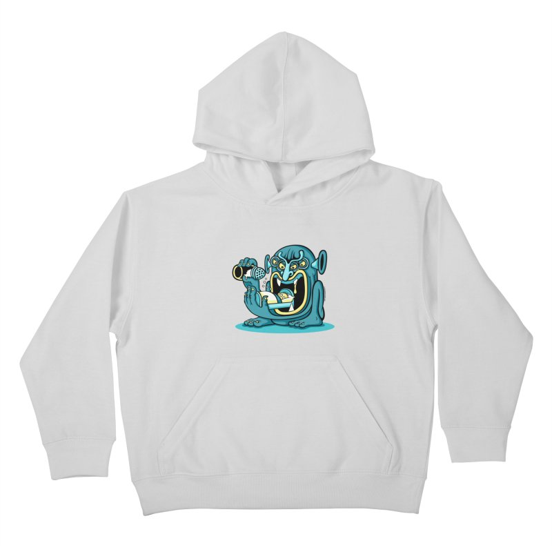 Good Night Salt Kids Pullover Hoody by cphposter's Artist Shop
