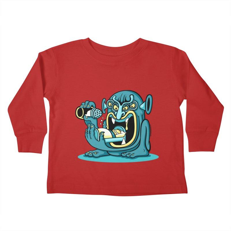 Good Night Salt Kids Toddler Longsleeve T-Shirt by cphposter's Artist Shop