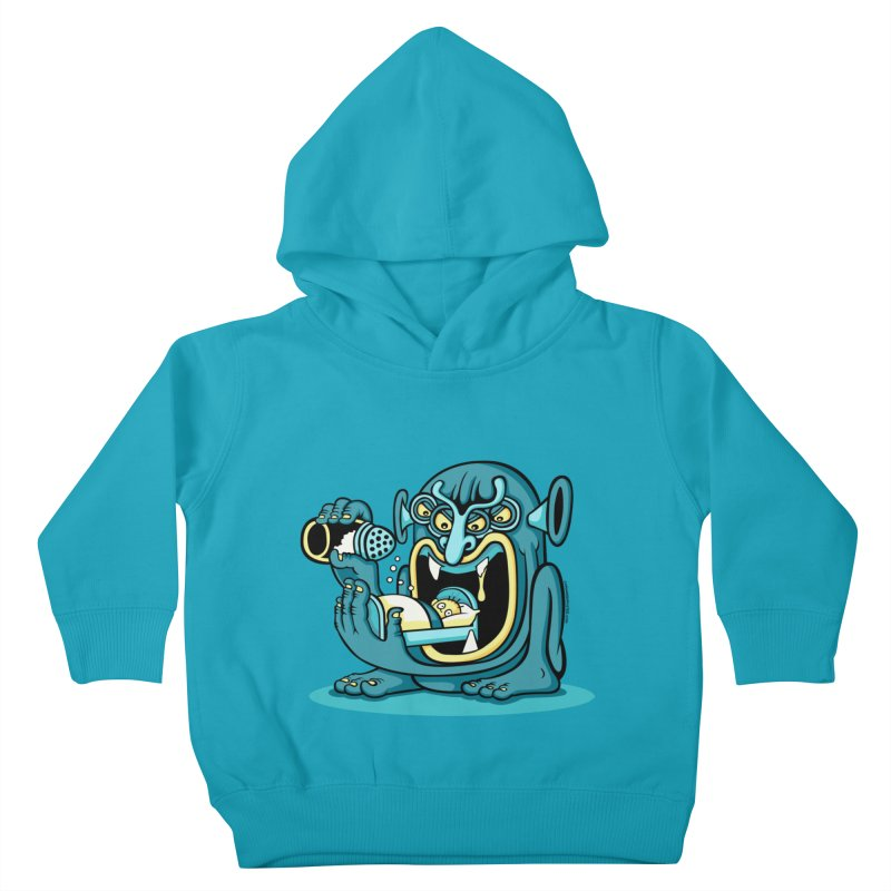 Good Night Salt Kids Toddler Pullover Hoody by cphposter's Artist Shop