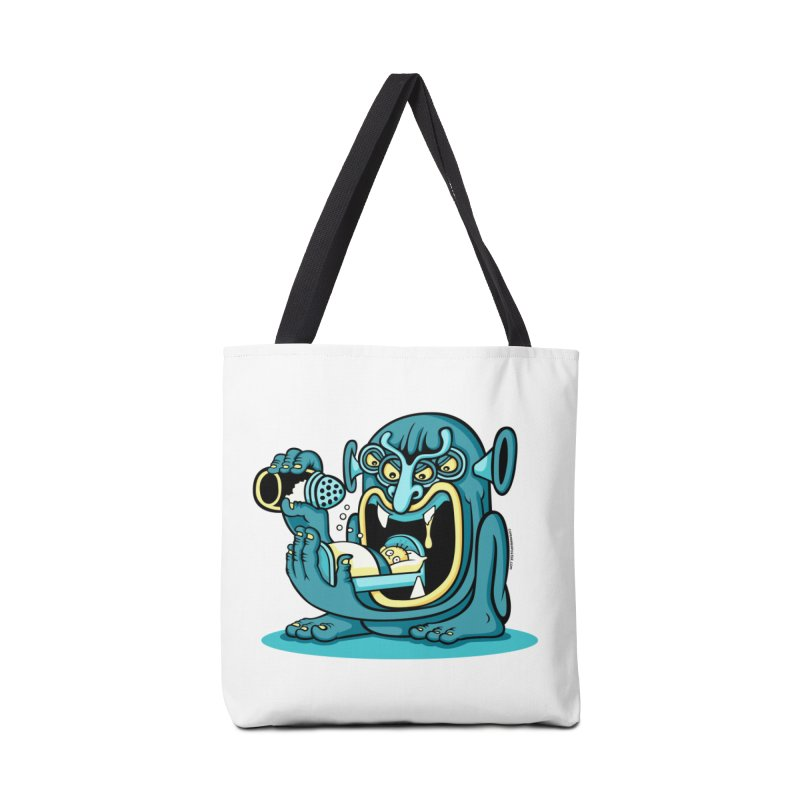 Good Night Salt Accessories Bag by cphposter's Artist Shop