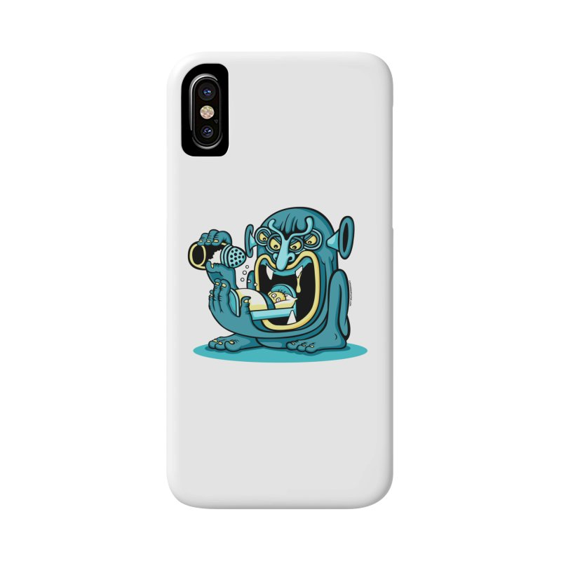 Good Night Salt Accessories Phone Case by cphposter's Artist Shop