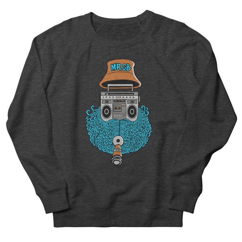 Mr. Ghetto Blaster Women's Sweatshirt by cphposter's Artist Shop