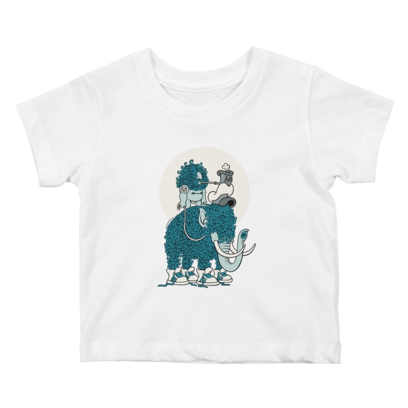 Walking the mammoth   by cphposter's Artist Shop