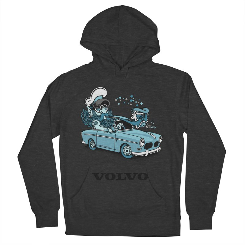 Volvo Amazon Men's Pullover Hoody by cphposter's Artist Shop