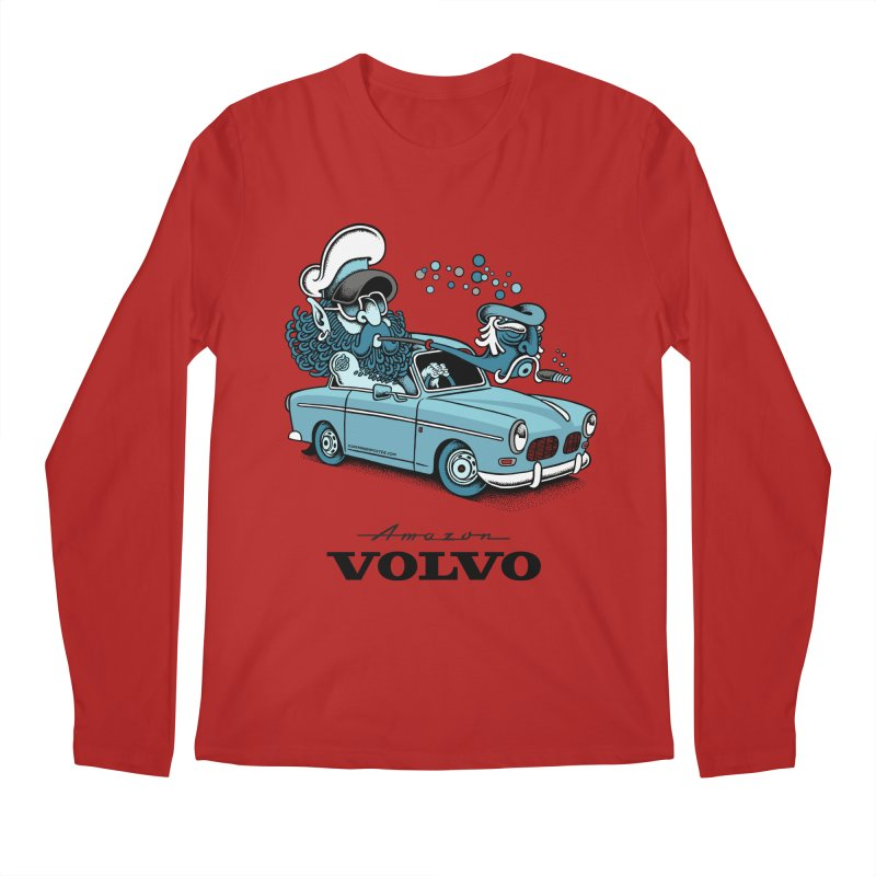 Volvo Amazon Men's Longsleeve T-Shirt by cphposter's Artist Shop
