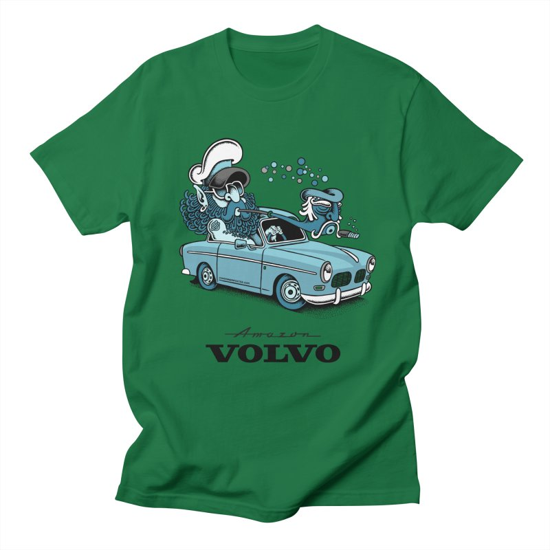 Volvo Amazon Women's Unisex T-Shirt by cphposter's Artist Shop