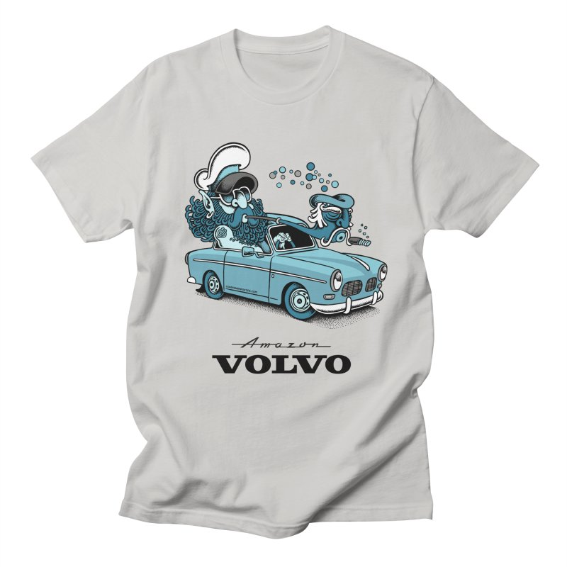 Volvo Amazon Men's T-Shirt by cphposter's Artist Shop
