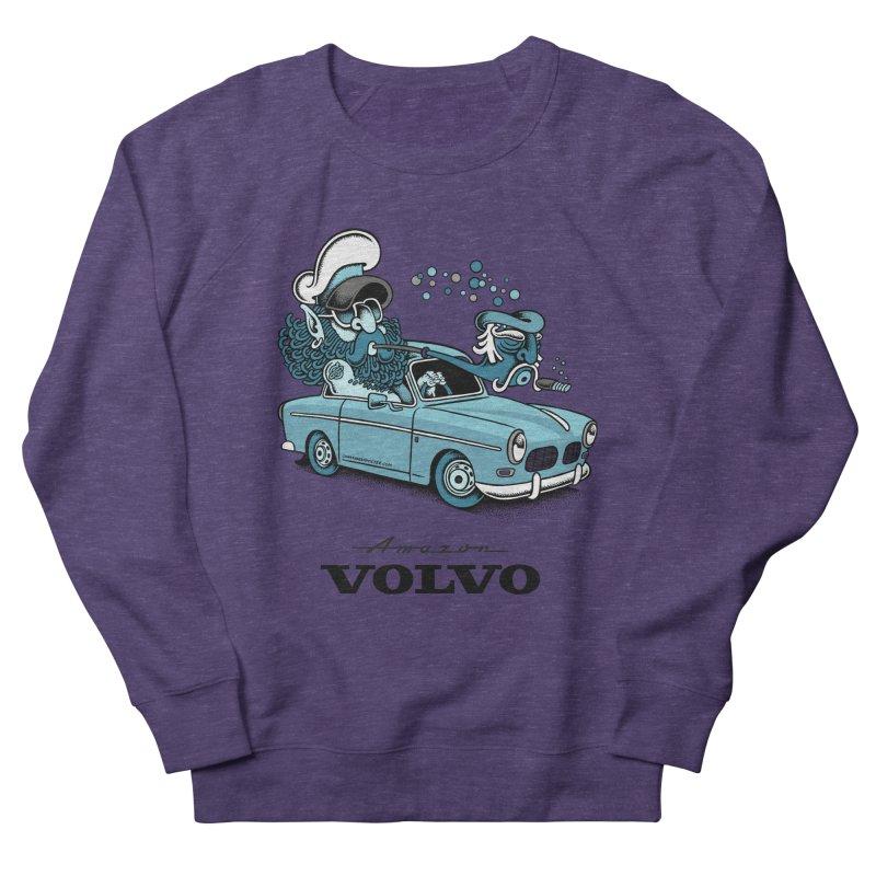 Volvo Amazon Women's Sweatshirt by cphposter's Artist Shop