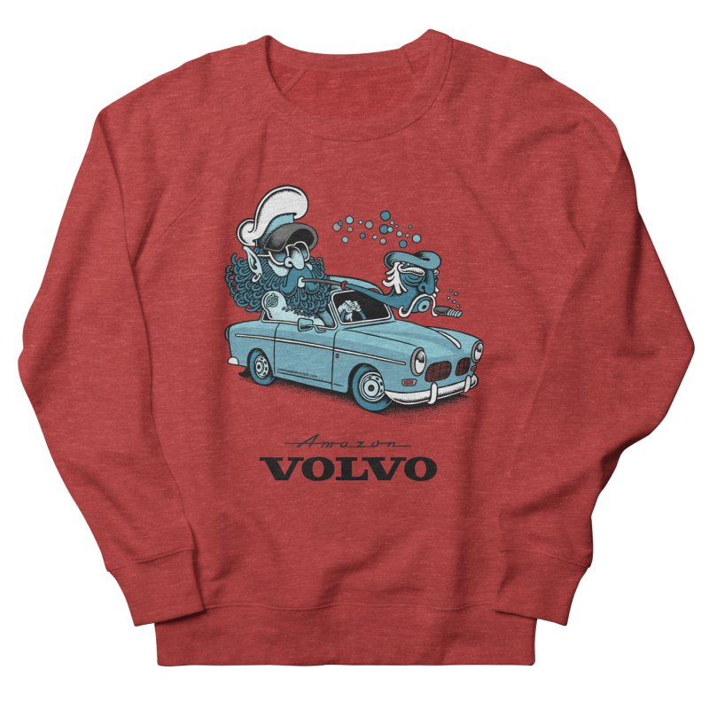 Volvo Amazon Women's Sweatshirt by cphposter's Artist Shop