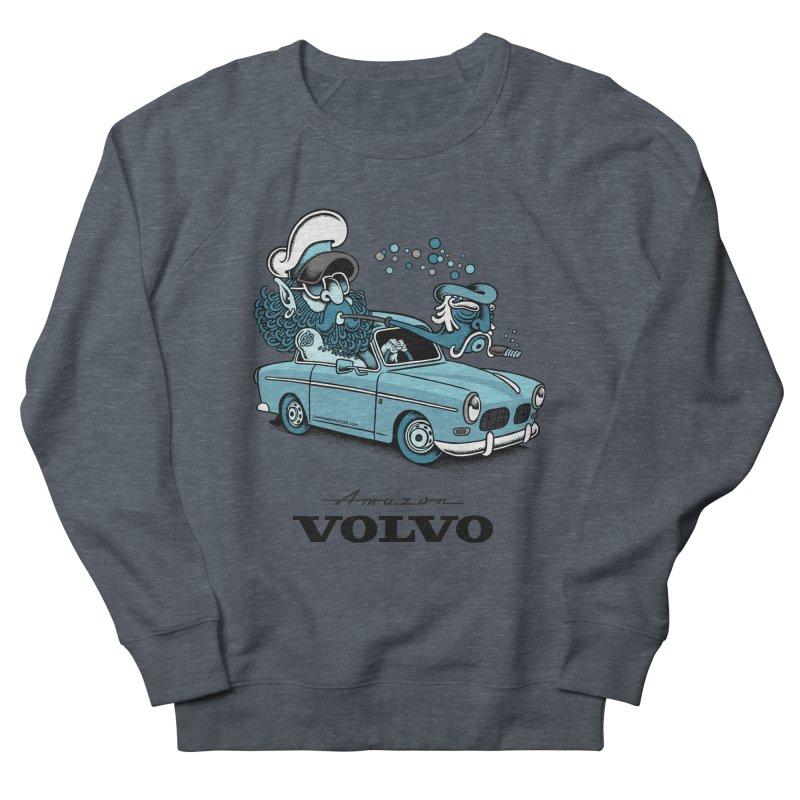 Volvo Amazon Men's Sweatshirt by cphposter's Artist Shop