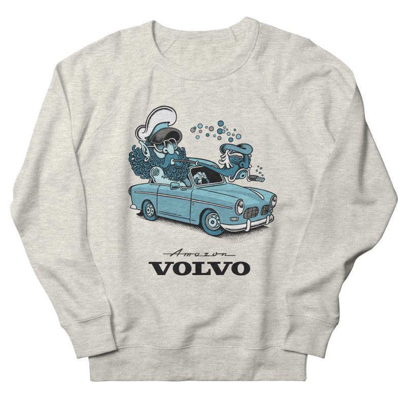 Volvo Amazon Men's Sweatshirt by cphposter's Artist Shop
