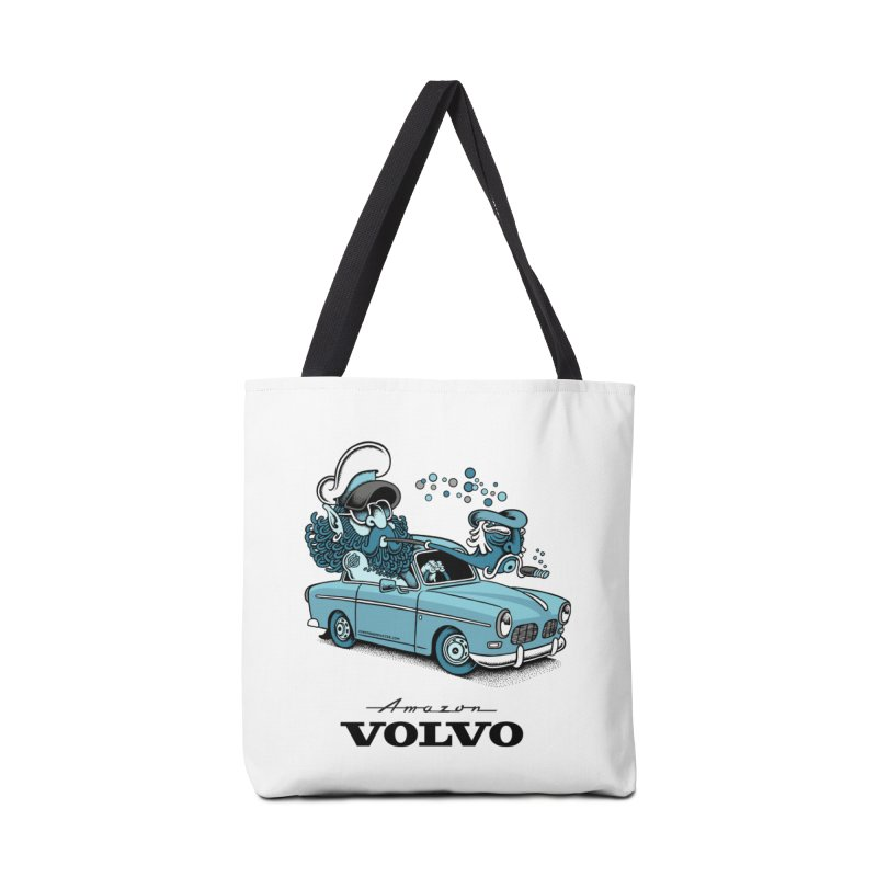 Volvo Amazon Accessories Bag by cphposter's Artist Shop