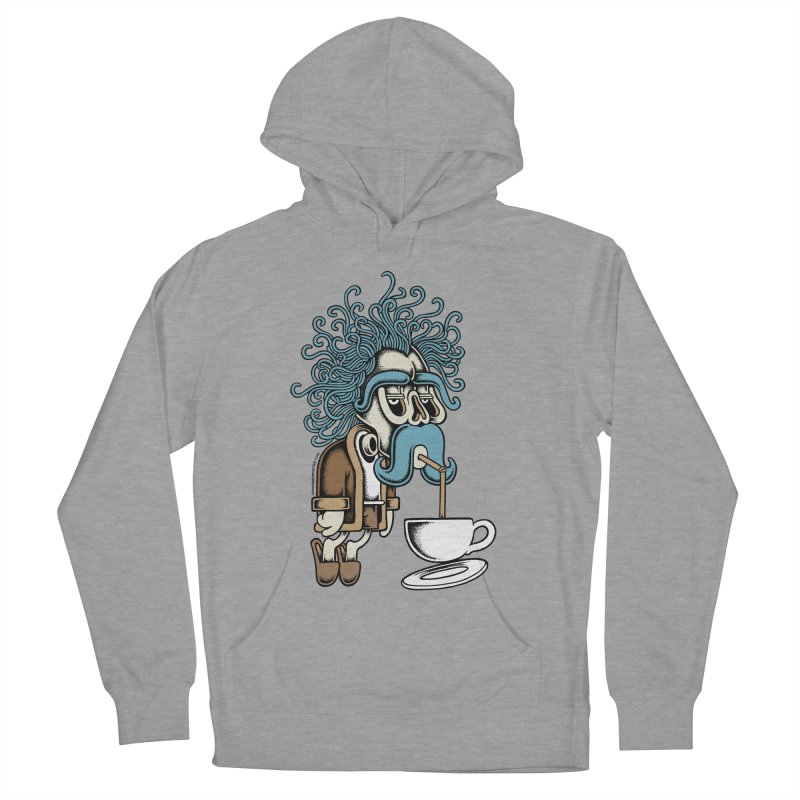 Monday Women's Pullover Hoody by cphposter's Artist Shop